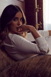 Chloe Bennet - Bello Magazine November 2016 Issue
