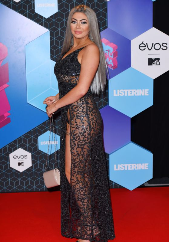 Chloe Ferry – MTV Europe Music Awards in Rotterdam 11/6/2016