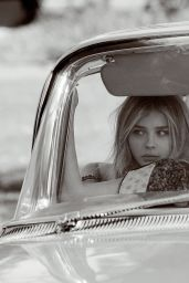Chloe Moretz - Coach Fragrance Photoshoot 2016