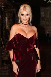 Chloe Sims - Frankie Essex Fitness DVD Launch Party in London 11/15/ 2016