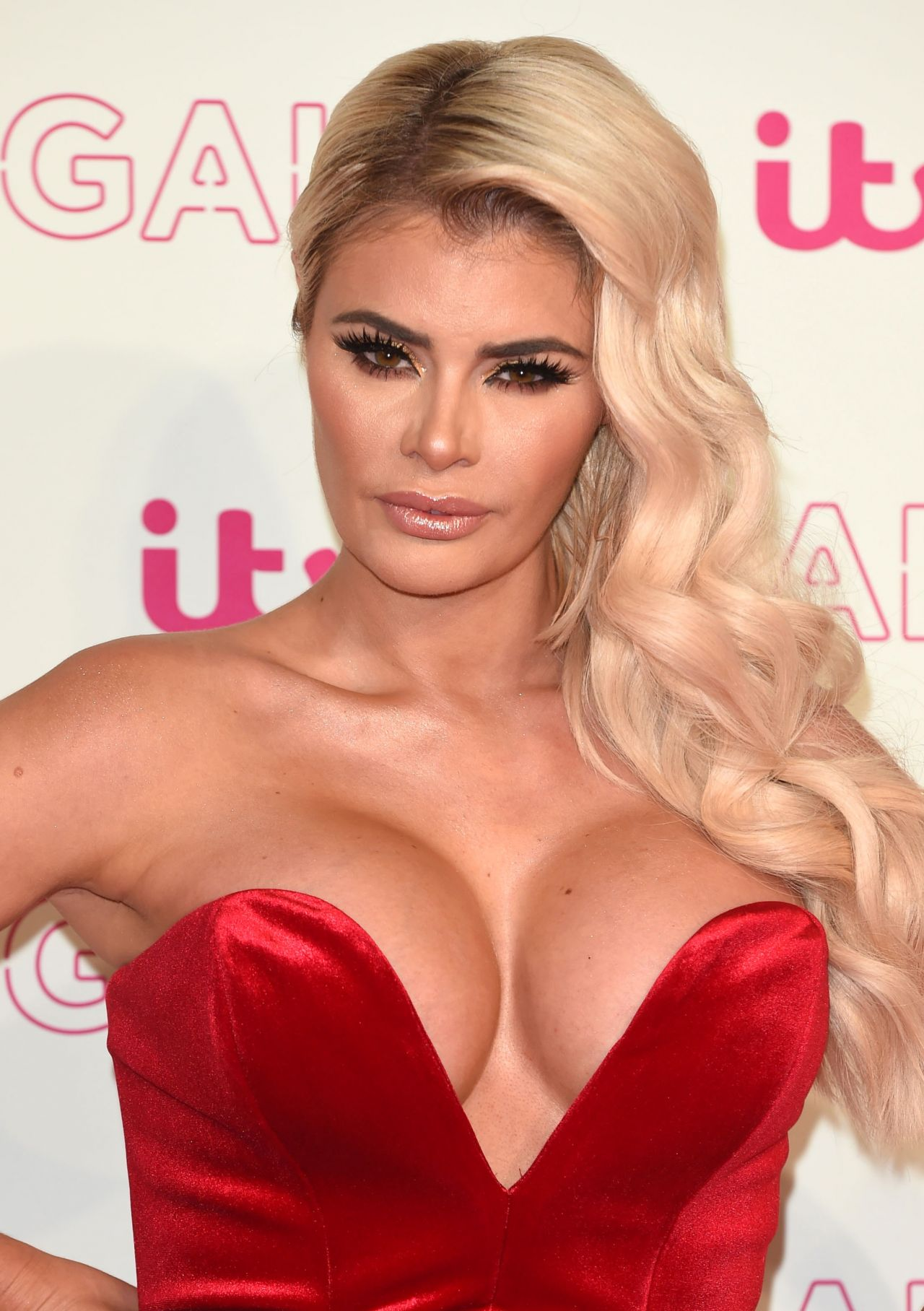 Chloe Sims The Itv Gala In London 11 24 2016