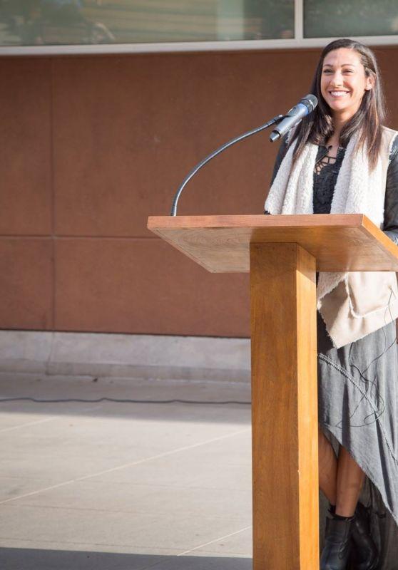 Christen Press - Chadwick School in Palos Verdes Peninsula, CA 11/16/ 2016