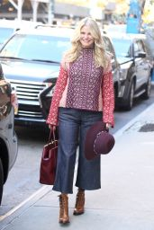 Christie Brinkley Style - Out in NYC 11/17/ 2016