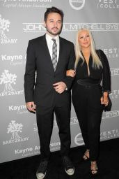 Christina Aguilera – Baby2Baby Gala in Culver City 11/12/ 2016