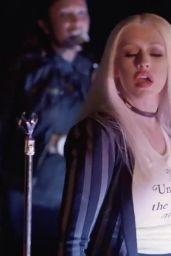 Christina Aguilera - Hillary Clinton Fundraiser 11/07/2016