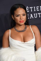 Christina Milian - 2016 Angel Ball by Gabrielle