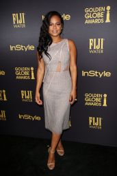 Christina Milian – HFPA & InStyle's Celebration of Golden Globe Awards Season in LA 11/10/2016