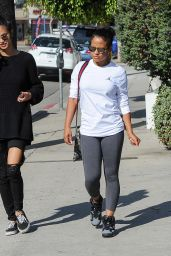 Christina Milian - Out and About in Los Angeles, 11/7/2016