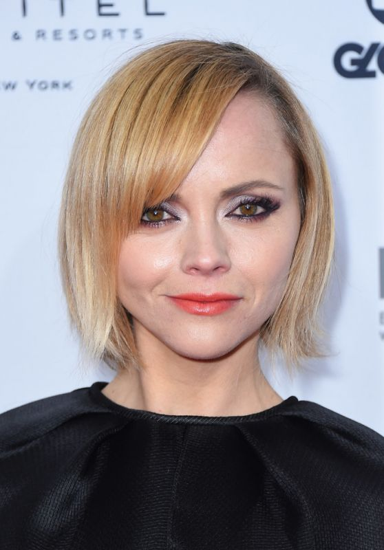 Christina Ricci - International Emmy Awards 2016 in NYC