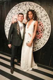 Cindy Bruna – Gabrielle's Angel Foundation For Cancer Research Angel Ball in NYC 11/21/ 2016