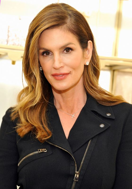 Cindy Crawford - An Evening To Support DKMS Hosted By Jimmy Choo And Cindy Crawford in Beverly Hills 11/3/ 2016