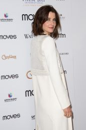 Cobie Smulders - Moves Power Women Annual Gala in NYC, November 2016
