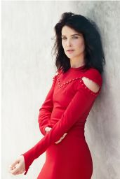 Cobie Smulders - Photoshoot for New York Moves Magazine - February 2017