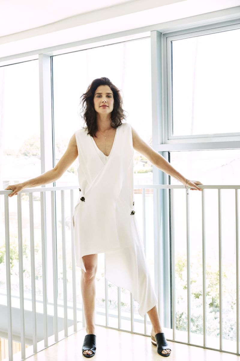 Cobie Smulders Photoshoot For New York Moves Magazine