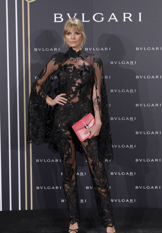 Cristina Tosio – Bulgari Cocktail Event in Madrid 11/28/ 2016
