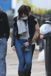Daisy Lowe - Out in London 11/26/ 2016