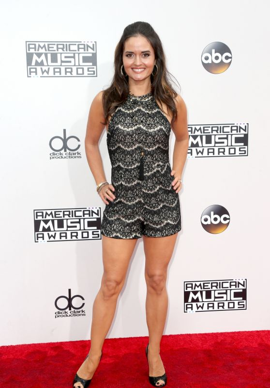 Danica McKellar – 2016 American Music Awards in Los Angeles