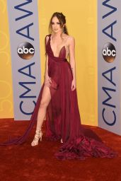 Danielle Bradbery – 50th Annual CMA Awards in Nashville 11/2/ 2016