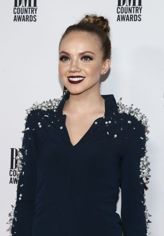 Danielle Bradbery - 64th Annual BMI Country Awards in Nashville 11/1/ 2016