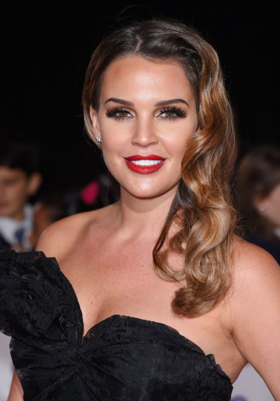 Danielle Lloyd – Pride of Britain Awards in London 10/31/ 2016