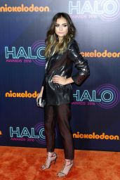 Daya - Nickelodeon Halo Awards 2016 in New York