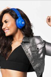 Demi Lovato - JBL Brand Ambassador Photoshoot 2016