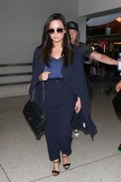 Demi Lovato - LAX in Los Angeles, CA 11/16/ 2016