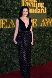 Dita von Teese – Evening Standard Theatre Awards in London 11/13/ 2016