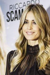 Elena Santarelli – 'La Cena Di Natale' Film Premiere in Rome