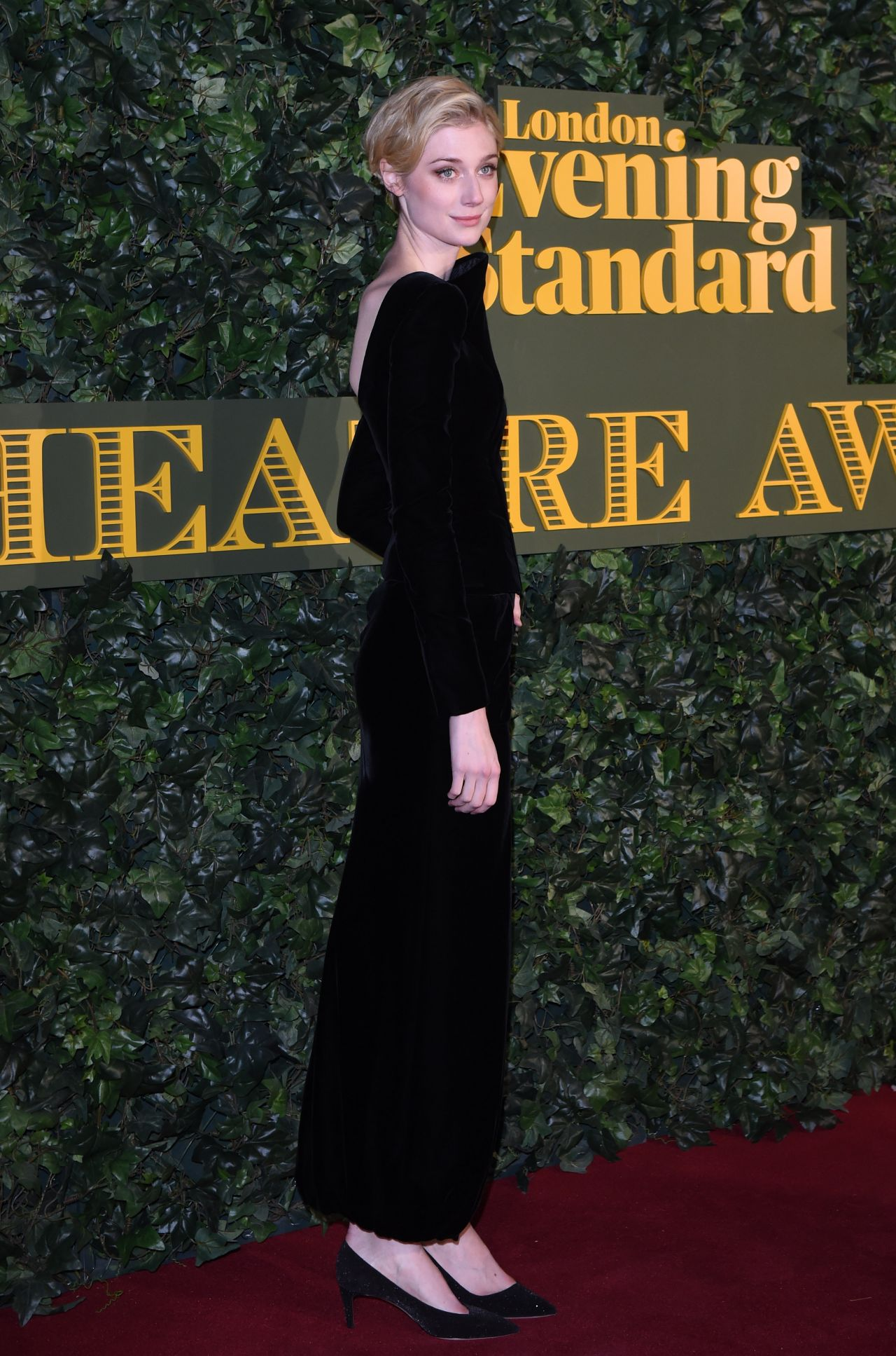 Elizabeth Debicki – London Evening Standard Theatre Awards ...