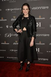 Elizabeth Henstridge - IDD Boutique Grand Opening in Los Angeles 11/17/ 2016