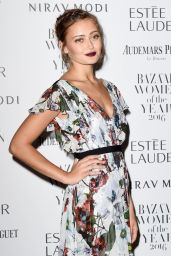 Ella Purnell – Harper's Bazaar Women of the Year Awards in London 10/31/ 2016