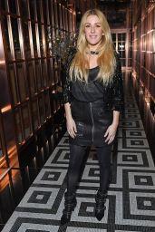 Ellie Goulding at Rosewood in London, November 2016