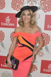 Elsa Pataky - Emirates Marquee - Melbourne Cup, November 2016