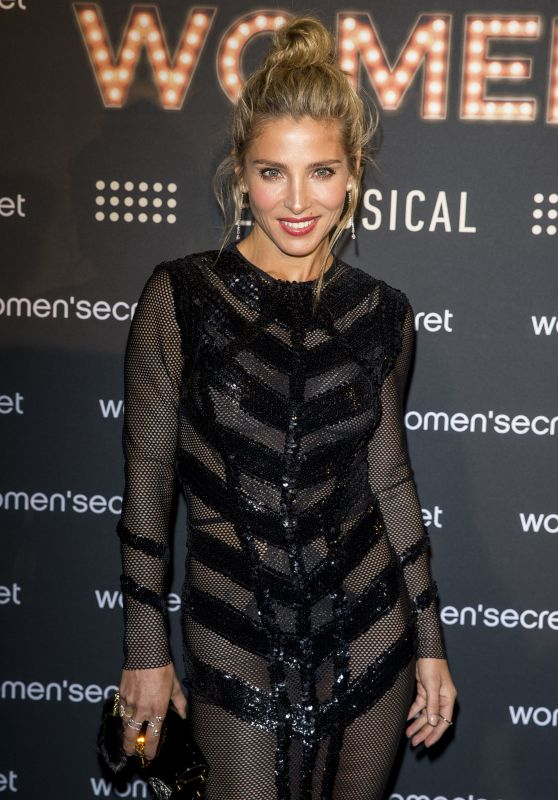 Elsa Pataky Women Secret First Musical In Madrid 11 10