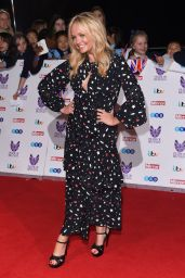 Emma Bunton – Pride of Britain Awards at Grosvenor House, London 10/31/ 2016