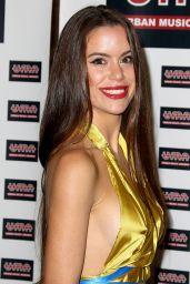 Emma Jensen – The Urban Music Awards 2016 in London
