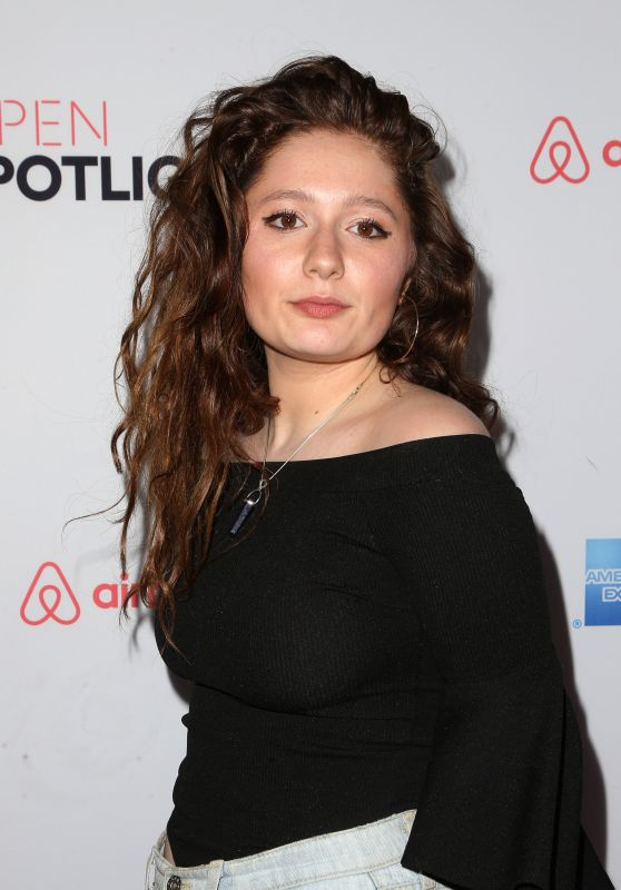 Emma Kenney - Airbnb Open Spotlight in Los Angeles 11/19/ 2016