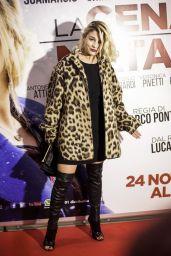 Emma Marrone – 'La Cena Di Natale' Film Premiere in Rome