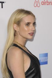 Emma Roberts – Airbnb Open Spotlight in Los Angeles 11/19/ 2016