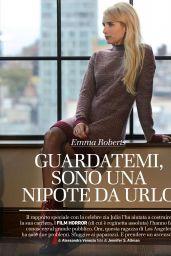 Emma Roberts - Io Donna Del Corriere Della Sera November 2016