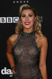 Emma Slater – 'Dancing With the Stars' Season 23 Finale in Hollywood 11/22/ 2016