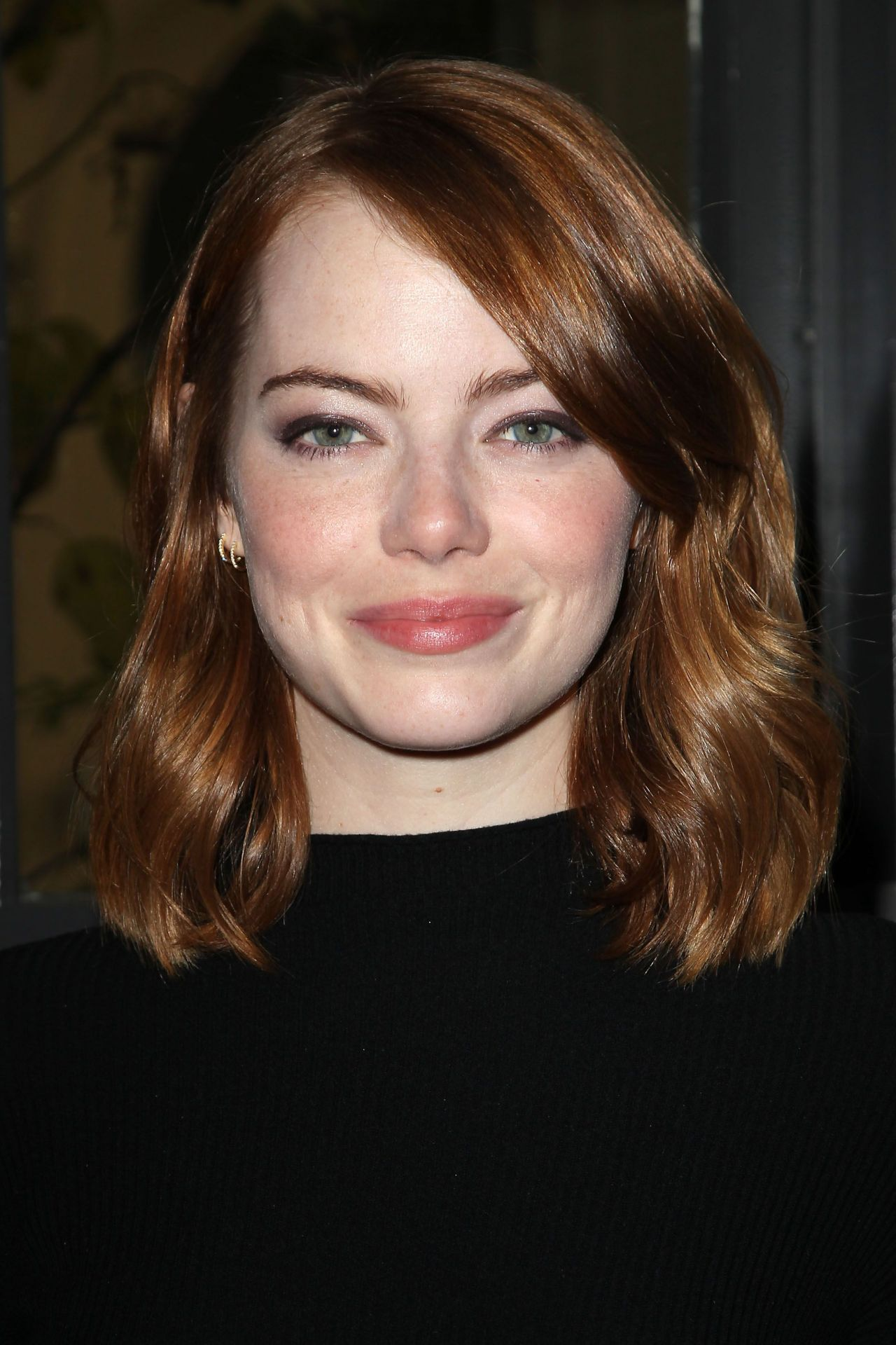 Emma Stone - Bulleit Bourbon Luncheon to Celebrate ''La La ... Emma Stone