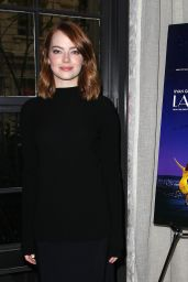 Emma Stone - Bulleit Bourbon Luncheon to Celebrate