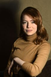 Emma Stone - Denver Film Festival Portraits - November 2016