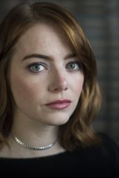 Emma Stone - Portraits for Washington Post, November 2016