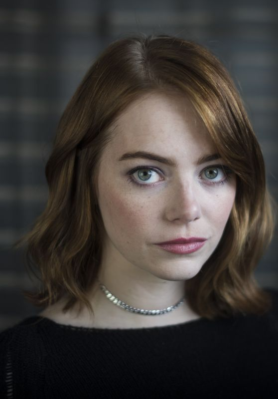 Emma Stone - Portraits for Washington Post, November 2016