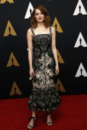 Emma Stone – The Governors Awards 2016 in Hollywood