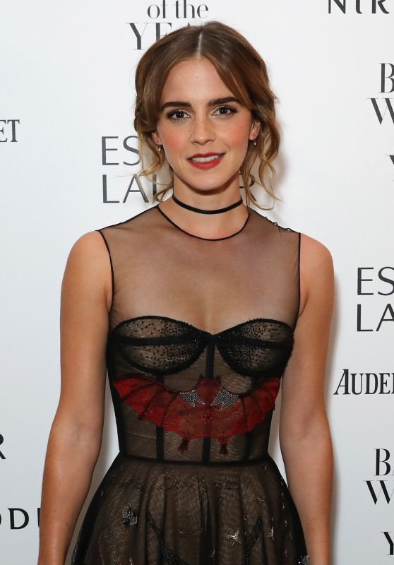 Emma Watson - Harper's Bazaar Women of the Year Awards in