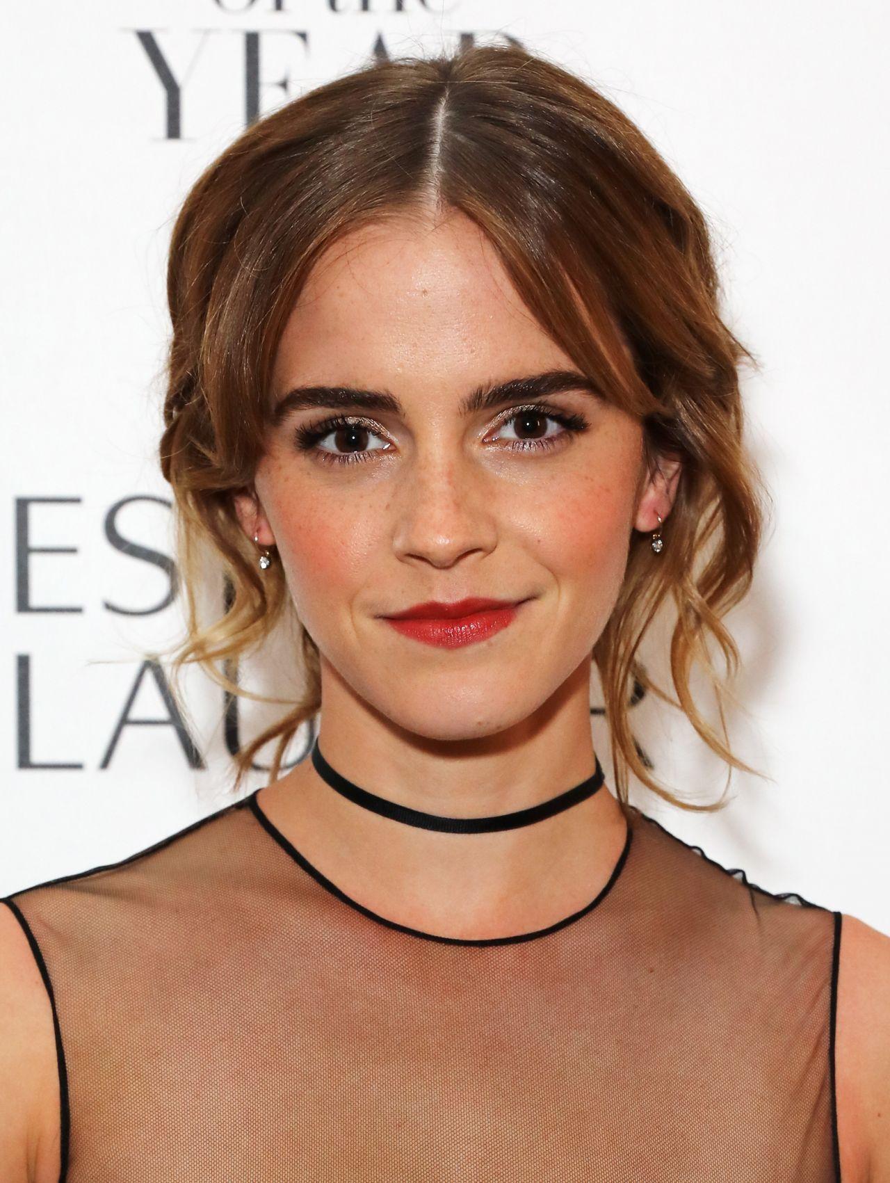 Emma Watson Harper S Bazaar Women Of The Year Awards In